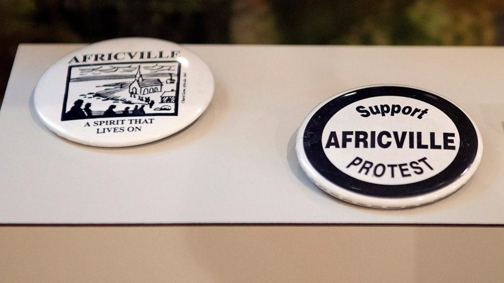 Africville dog park stirs anger