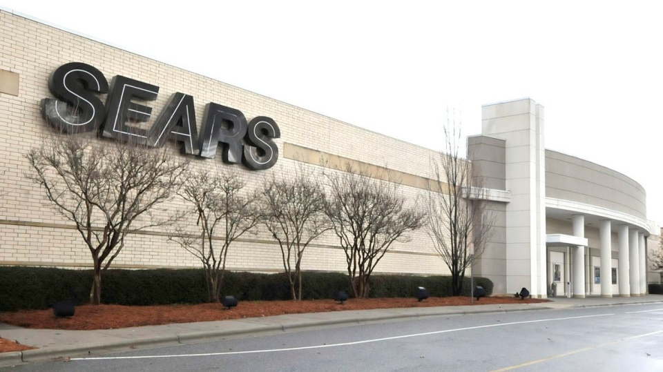 A Sears store in North Carolina. (The Associated Press)