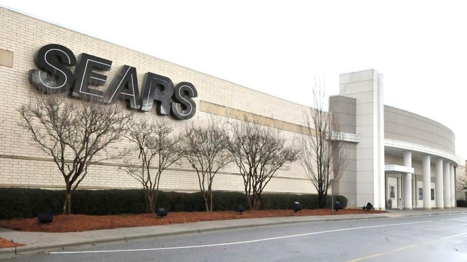 A Sears store in North Carolina. (The Associated Press)