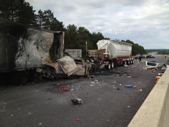 Fatal crash on Highway 401 near Napanee | CTV News Ottawa