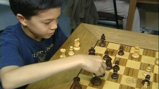 National chess champion Olivier-Kenta Chiku-Ratte