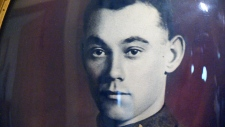 Last Canadian killed in WWI