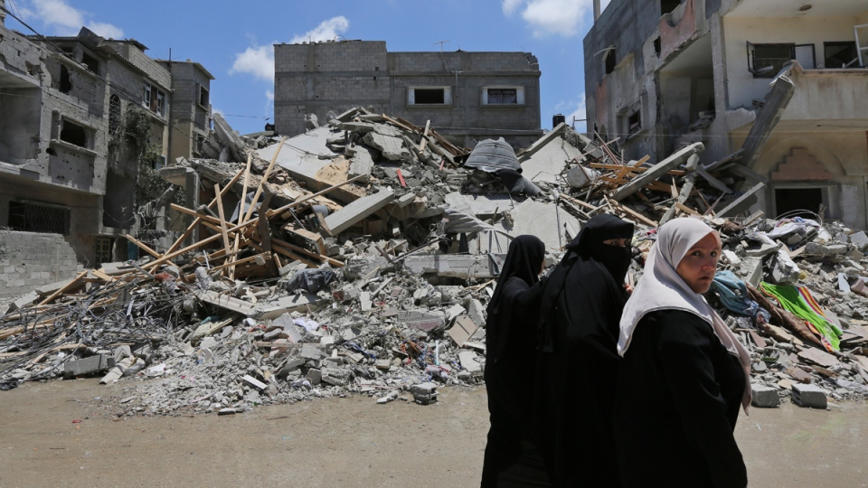 Ottawa comments on deadly Gaza missile strikes