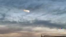 Airshow stunt