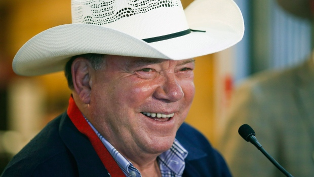 William Shatner to visit Toronto