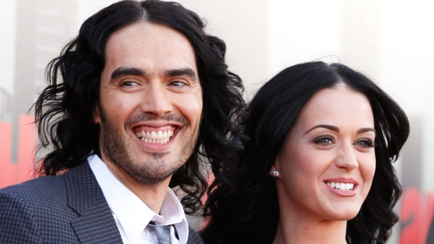 Russell Brand Has Katy Perry Tattoo Permanently Removed
