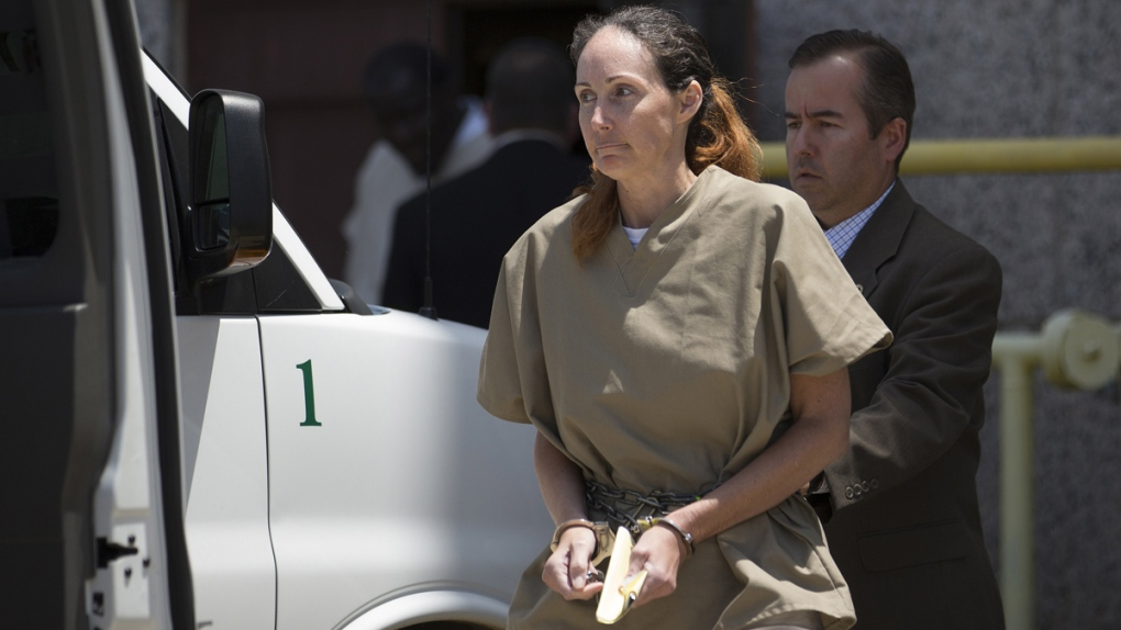 Former actress sentenced over ricin letters