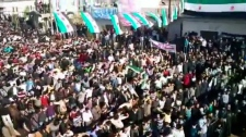 Syria protests, anti-Bashar Assad rally in Hama