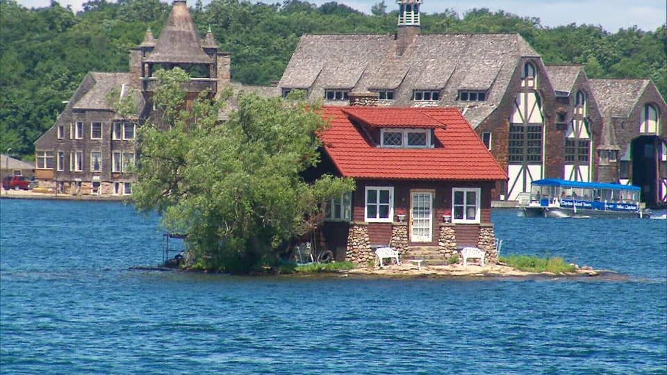 Image result for Thousand Islands