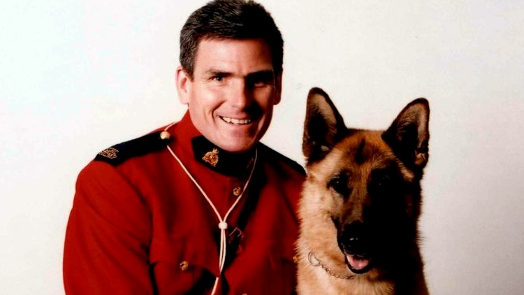 Ken Barker, seen here in this RCMP photo, has died after a long struggle with post-traumatic stress disorder.