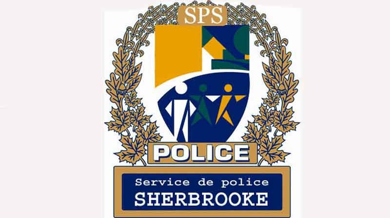 Sherbrooke Quebec police logo
