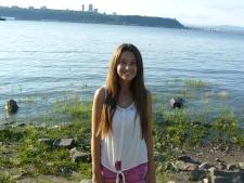 Quebec teen Chelssy Mercier
