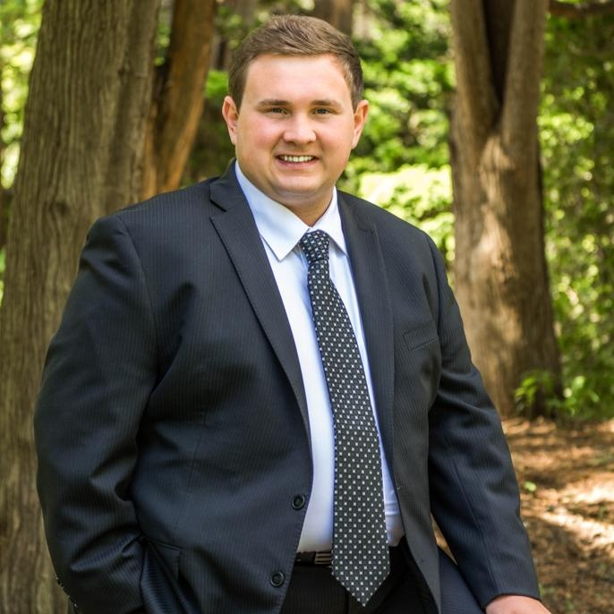 Michael Ford is shown in a picture posted to his Facebook profile. Ford has registered as a candidate in Ward 2. (Facebook)