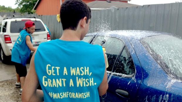 krown rust control holds car wash for children 39 s wish foundation ctv barrie news. Black Bedroom Furniture Sets. Home Design Ideas