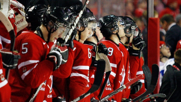 Team Canada junior hockey