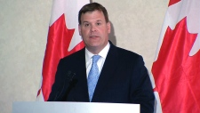 Foreign Affairs Minister John Baird