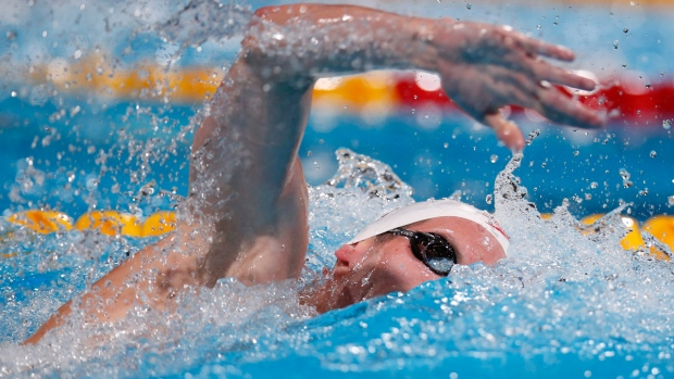 Commonwealth Games Ryan Cochrane Poised To Lead Canada In The Pool Ctv News