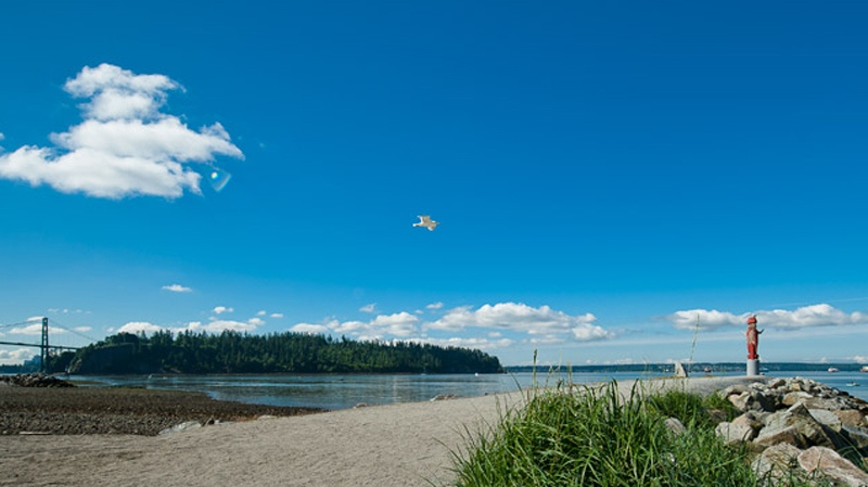 West Vancouver closes popular beach due to bacteria levels