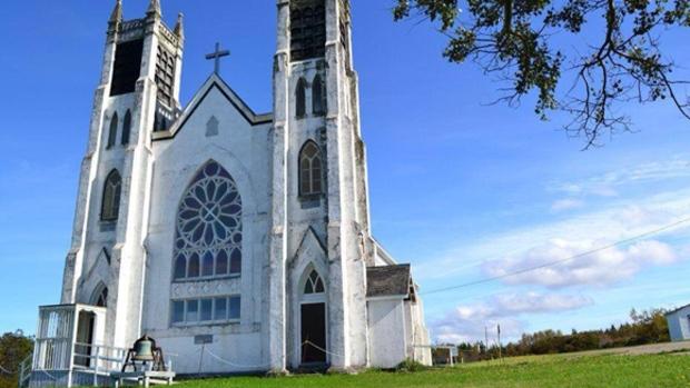 St. Alphonsus Church in Sydney, N.S.