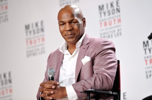 During his prison stint Tyson converted to Islam. Upon returning to the ring, he reclaimed the WBA and WBC titles. While the new millennium brought him bankruptcy caused by excessive gambling, Tyson still remains a public figure making cameos in movies like 'The Hangover.'  (AP / Evan Agostini / Invision)