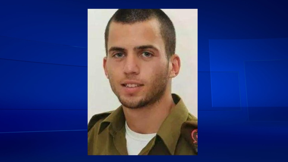 The Israeli Defence Force has named Sgt. Oron Shaul, 21, as the soldier missing in Gaza.