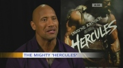 Canada AM: 'The Rock' on his role as 'Hercules'