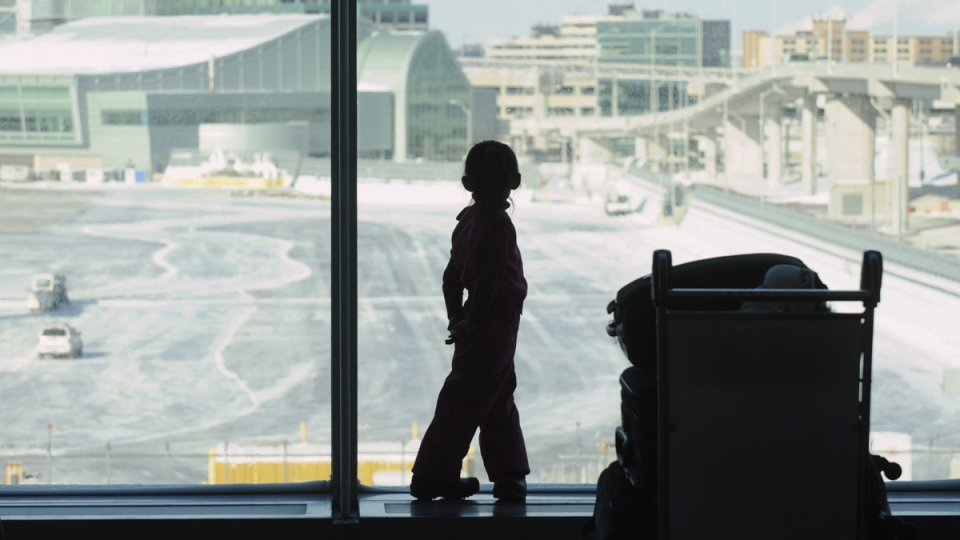 Terminal 1 at Toronto Pearson International Airport on Jan. 8 2014. (Fred Lum / The Globe and Mail)