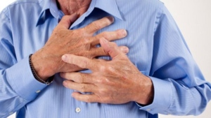 Broken heart syndrome can cause chest pain intense enough to send a patient to hospital.