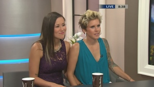 Canada AM: Third team eliminated from Amazing Race