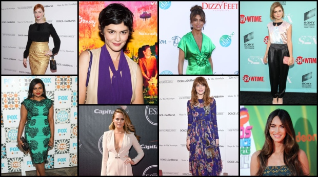 <b>35 Photos: A splash of colour with a dash of style </b>