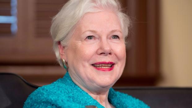 Lieutenant-Governor of Ontario Elizabeth Dowdswell