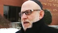 Rabbi Reuben Poupko has denounced Gendron's comments.