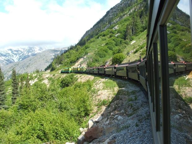 popular vintage alaska tourist train to resume operation