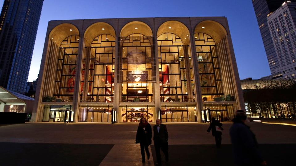 Met Opera opening may be delayed