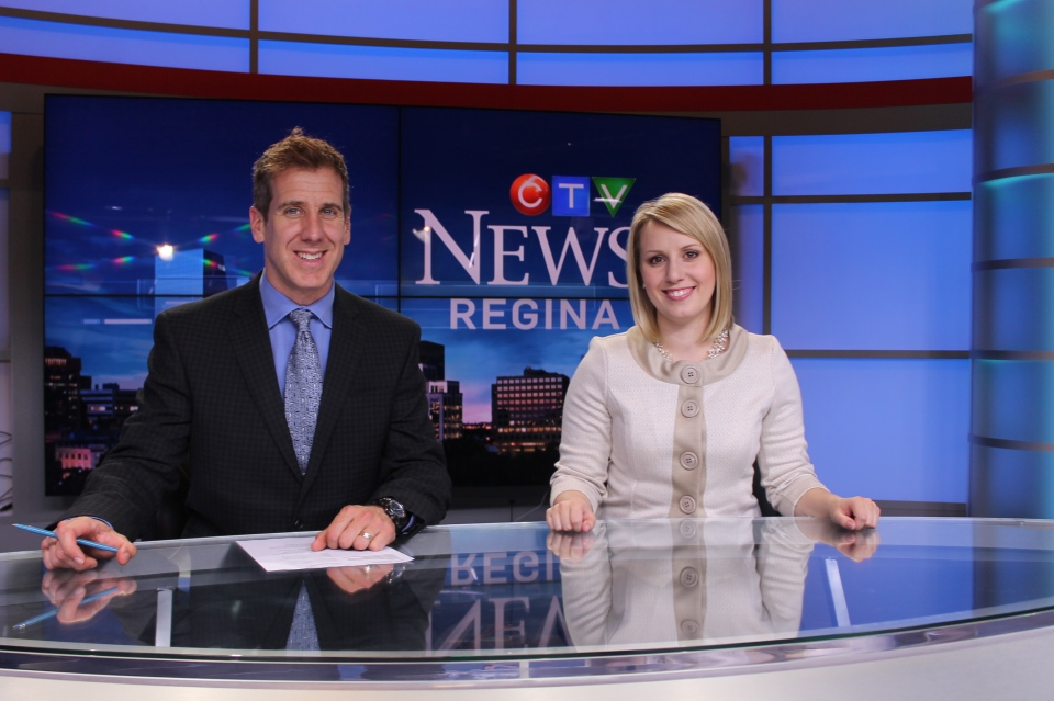 CTV Regina began broadcasting all local content in high definition Monday.