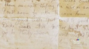 CTV Calgary: First World War letter surfaces