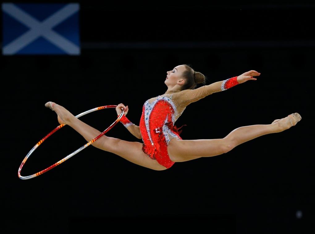gymnast Patricia Bezzoubenko