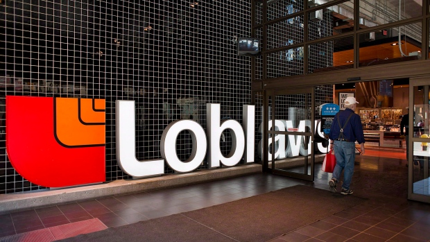 Loblaws store in Toronto