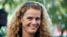 Julie Payette had doubts about career