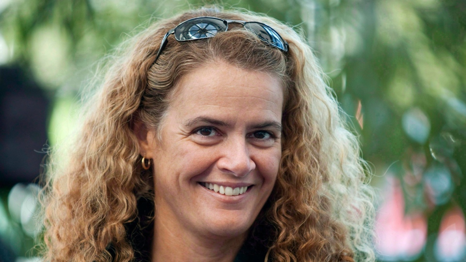 Former astronaut Julie Payette to be Canada's next governor general