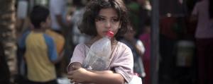 Residents return to devastation in Gaza City