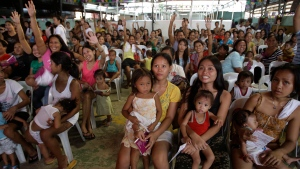 Philippines welcomes 100 millionth citizen
