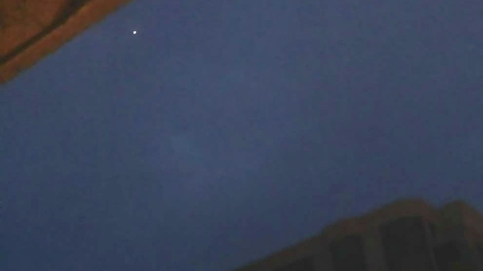 CTV Toronto: Strange flashing lights seen in T O  | CTV News Toronto