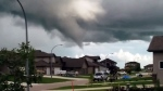 CTV Winnipeg: Tornadoes touch down in Manitoba