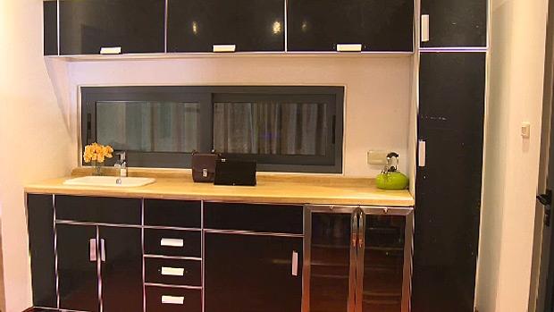 Edmonton-based Avante Developments were showing off their modular homes during K-Days.