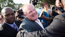 Man offers beer to anyone who egged Rob Ford