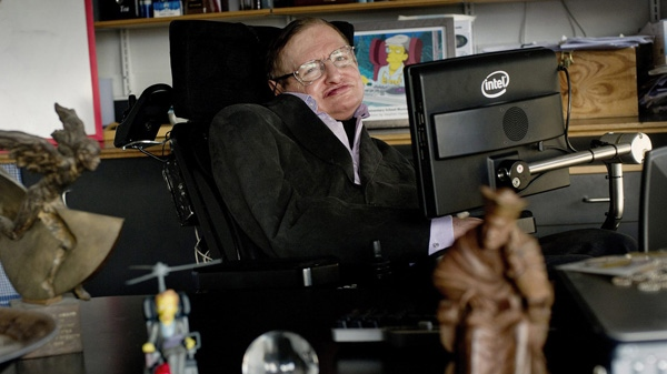 Stephen Hawking, University of Cambridge