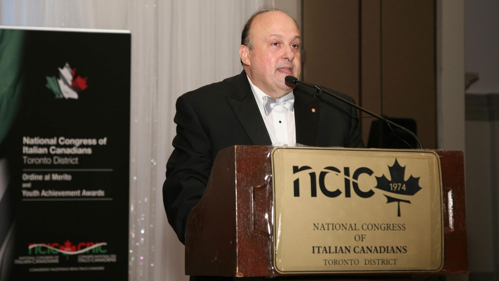 Lawyer Michael Tibollo