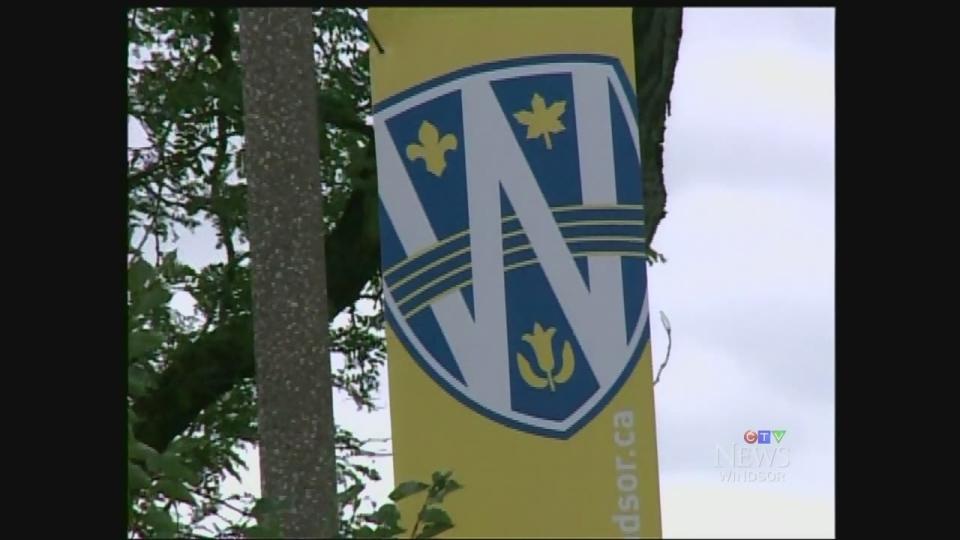 CTV Windsor: UWindsor deadline arrives
