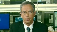 Joe Oliver, the minister of natural resource, appears on CTV's Power Play on Monday, Jan. 8, 2011.